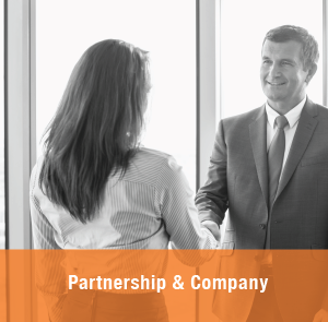 Partnerships, Company and Joint Venture